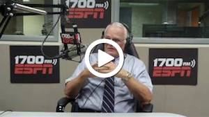 David Greenberg on Radio 1700 AM